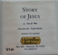 Story Of Jesus, The - Ellen White - CD Narration by Ms Martin