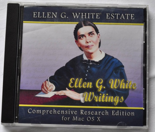 EGW Comprehensive Research Edition CD 2010 for Mac