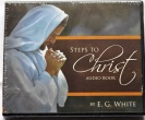Steps to Christ on CD -  EGW